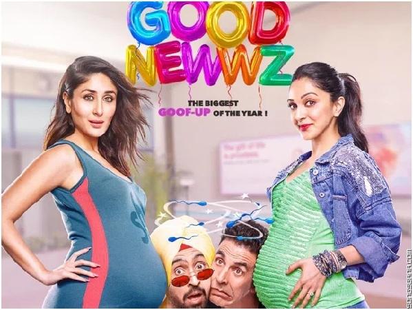 Good Newwz (2019): MP3 Songs